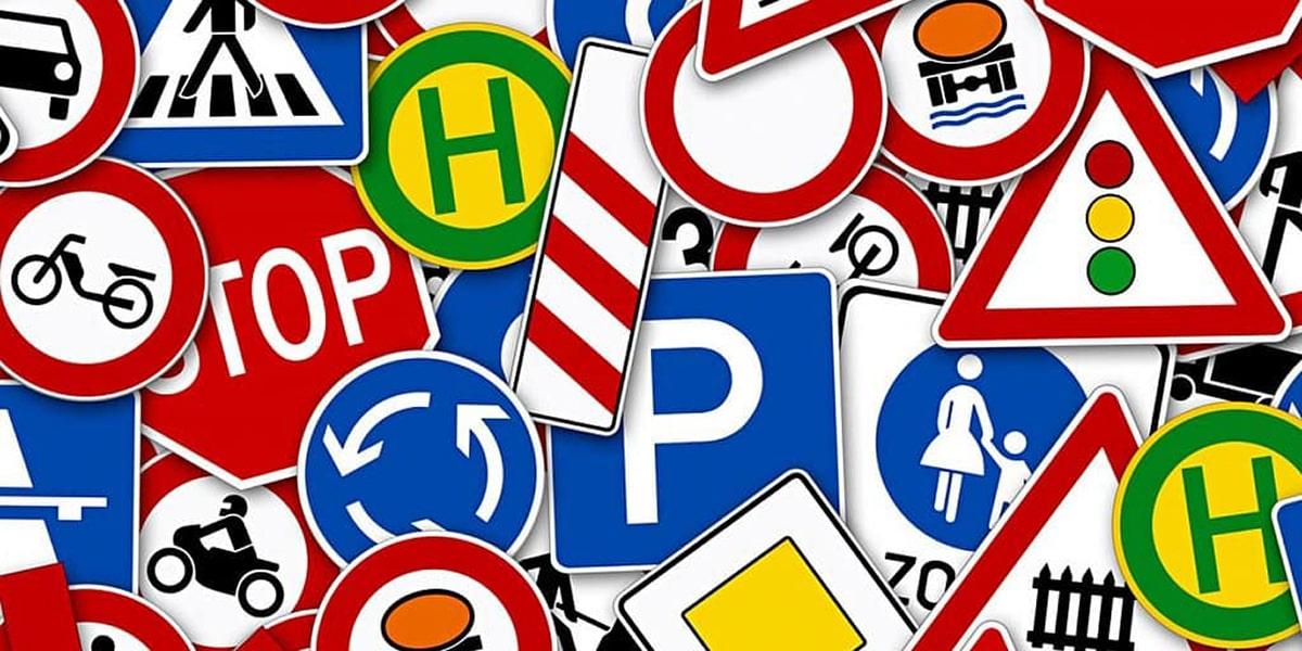 Дорожные знаки-3